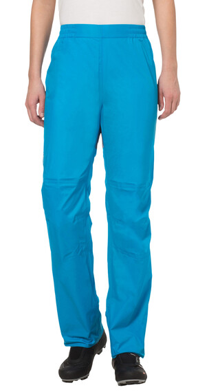 VAUDE Drop II Pants Women spring blue